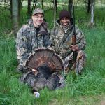 Alex Kaufman first turkey