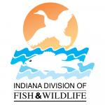 Indiana DNR Division of Fish and Wildlife logo