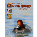 2005 National Duck Hunter Survey Report Cover
