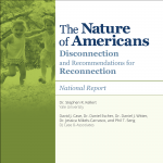 The Nature of Americans - national report cover